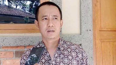 Ketua KPU Kabupaten Sukabumi Ferry Gustaman 390x220 - Anggaran KPU Kabupaten Sukabumi Bertambah Jadi Rp97 Milyar