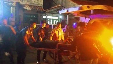 Laka Jalan selabintana 390x220 - Motor Adu Banteng Jalan Selabintana, Dua Orang Meninggal Tiga Luka berat