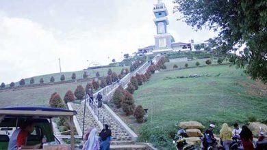 Masjid Baiturrahman di Kampung Cibogo, Desa Ciengang, Kecamatan Gegerbitung