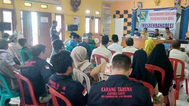 Musrembang Desa 390x220 - Koramil 0705 Sukabumi Sosialiasi Cegah Bencana