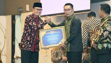 PEmkot Sukabumi raih WTF 390x220 - Pemerintah Kota Sukabumi Raih WTP lima Kali Berturut-Turut