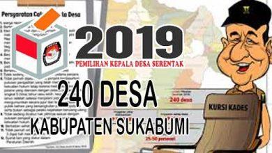 PILKADES Kabupaten Sukabumi 2019 1 390x220 - Daftar Perolehan Suara Pilkades Kabupaten Sukabumi  2019
