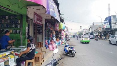 PKL Cibadak 390x220 - PKL Pasar Cibadak Tak Terkendali