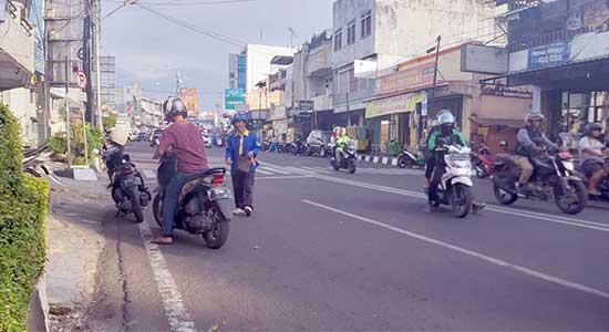 Parkir Kota Sukabumi dilelang - Pemkot Sukabumi Lelang Pengelolaan Parkir