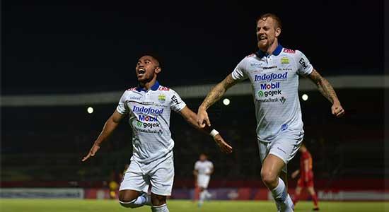 Persib Bandung - Persib Mulai Bertaji