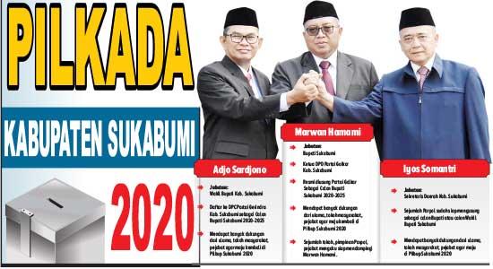 Pilkada Kabupaten Sukabumi 2020 - Bos PNS Tunggu Restu Keluarga