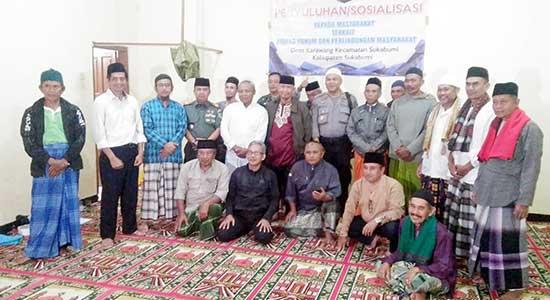 Polsek Sukabumi - Warga Kecamatan Sukabumi Mendapatkan Penyuluhan