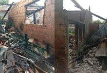 Rumah Terbakar 220x150 - Dua Rumah di Cimalati Hangus Terbakar