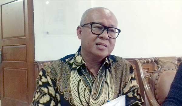 Sekretaris DPRD Kota Sukabumi Asep L Sukmana - Tenaga Ahli Fraksi Dibentuk