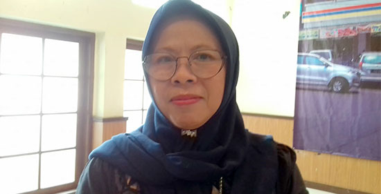 Sofiani Kabid Penanaman Modal Kota Sukabumi DPMPTSP - Perlihatkan Investasi lewat Web, Siap Tarik Investor