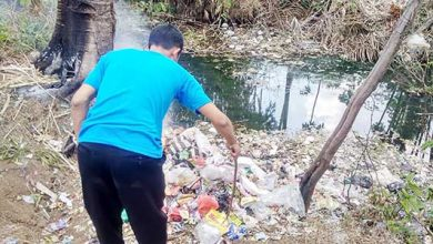 Sungai Cibojong Tercemar Sampah 390x220 - Sampah di Sungai Cibojong Harus Segera Disikapi !