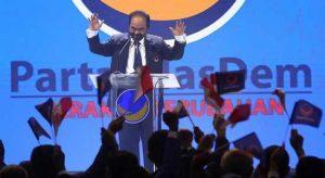 Surya Faloh Ketua Umum Partai Nasdem