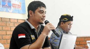 Teguh Hariyanto Bawaslu Kabupaten Sukabumi
