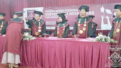 Universitas Nusa Putra wisuda1 390x220 - Lulusan UNP Sukabumi Siap Menyongsong Era 4.0