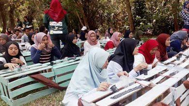 Wisata Bukit Baros 390x220 - Jaga Lingkungan, Puluhan Remaja Belajar Hidroponik