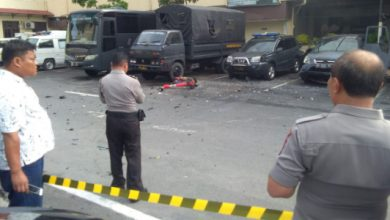 bom di medan 390x220 - Pasca Bom Mapolrestabes Medan, Polda Jabar Waspada