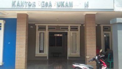 kantor desa sukamanah 390x220 - Pilkades Memanas, Segel Kantor Desa Sukamanah Dibuka
