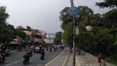wifi jalan otista 390x220 - WiFi Gratis di Jalan Otista Tidak Berfungsi
