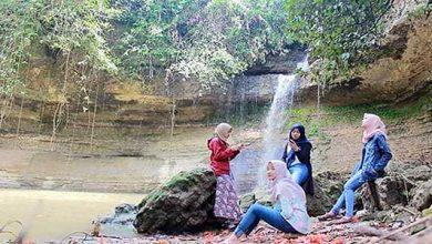 wisata Curug Cipatala, Desa Panumabangan, Kecamatan Jampangtenga