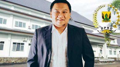 Ketua Komisi III Dewan Perwakilan Daerah (DPRD) Kabupaten Sukabumi, Anjak Priatama Sukma