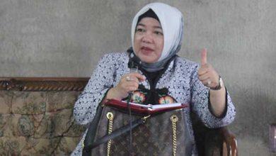 Anggota Dewan Perwakilan Rakyat Daerah (DPRD) Provinsi Jawa Barat dari Fraksi Gerindra Lina Ruslinawati