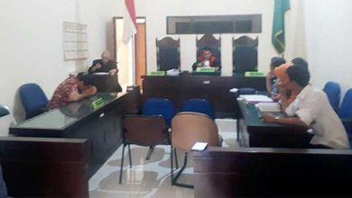 Sidang Sengketa Lahan 390x220 - Hakim Absen, Sidang Sengketa Lahan Diundur