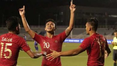 Timnas u23 390x220 - Indonesia Rela Kalah Lawan Vietnam, SEA Games 2019