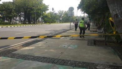 ledakan monas 390x220 - Duar! Terjadi Ledakan di Monas, 2 Anggota TNI Terluka