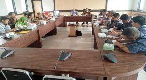 Komisi II DPRD Kota Sukabumi