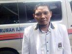 Sekretaris DPD PKS Kabupaten Sukabumi, M Sodikin