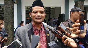 Ketua DPC PDI Perjuangan Kabupaten Sukabumi Yudi Suryadikrama