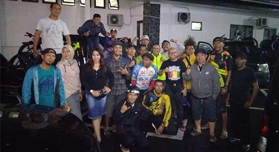Gowes Balaikota Kuliner (GBK) Sukabumi