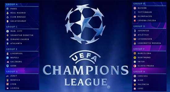 Klasemen Liga Champions 2020 Radarsukabumi Com