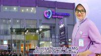 Annisa Nurmala,AMG Ahli Gizi RS Betha Medika