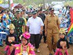 Bupati Sukabumi Resmikan Jalan Pantai Wisata Karang Gantung