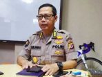 Kabidhumas Polda Jawa Barat, Kombes Pol Saptono Erlangga