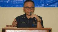 Sekretaris Derah Kabupaten Sukabumi H. Iyos Somantri