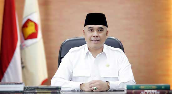 Heri Gunawan Wakil Ketua Fraksi Gerindra DPR RI
