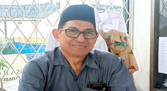 Ketua Baznas Kota Sukabumi, Fifi Kusumajaya