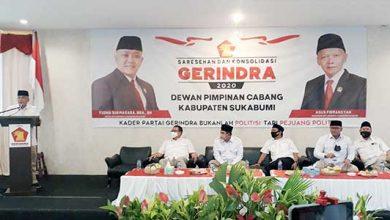 Photo of Gerindra Siap AMAN kan Sukabumi