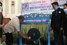 Photo of Muskablub 2020 HRD Associate Kabupaten Sukabumi, Komitmen Tingkatkan Profesionalitas Tenaga Kerja