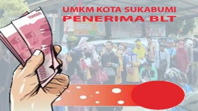 BLT UMKM Kota Sukabumi