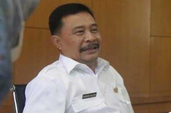 Barnas Adjidin PJ Sekda Sukabumi