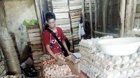 Penjual Telor Sukabumi