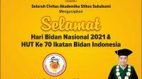 Hari Bidan Nasional Stikes Sukabumi