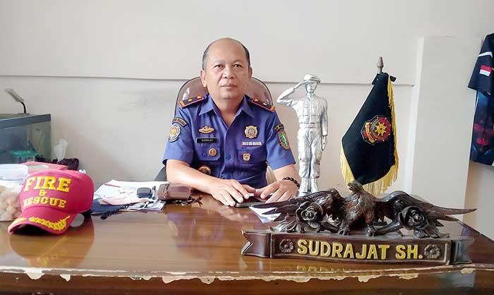 Sudrajat Damkar Sukabumi