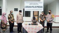Asrama Polisi Polres Sukabumi Kota