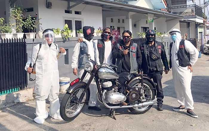 Club Motor Bikers Brotherhood