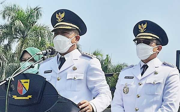 Bupati Bandung Dadang Supriatna
