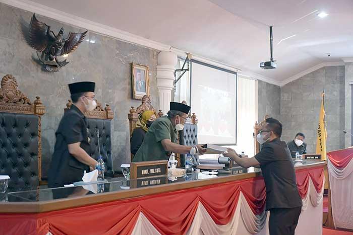 DPRD Kota Sukabumi Reses